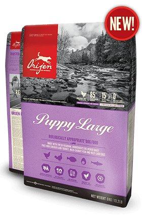 Orijen Orijen Dog Puppy Large Breed USA 13lb