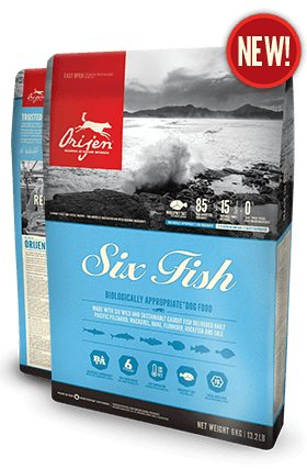 Orijen Orijen Dog Six Fish 25lb
