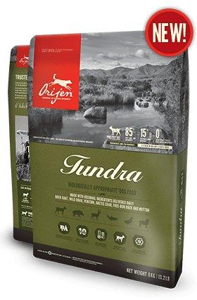 Orijen Orijen Dog Tundra 4.5lb