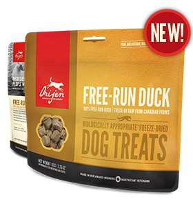 Orijen Orijen Freeze Dried Lake Duck Treat 1.5oz