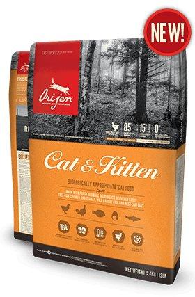 Orijen Orijen Cat Kitten 12lb