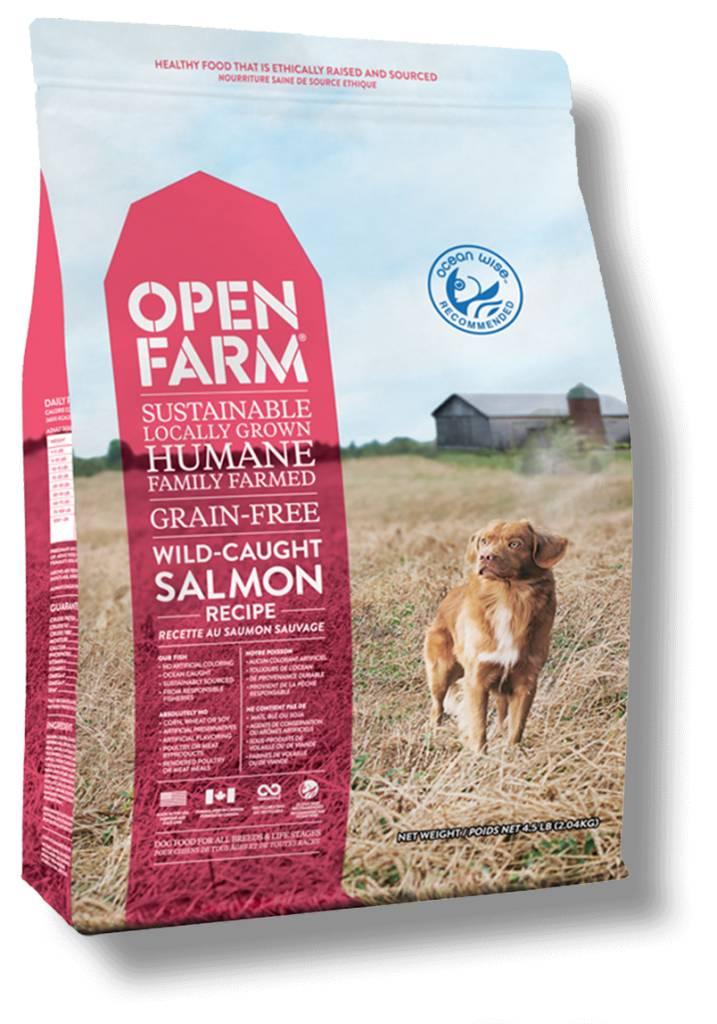 Open Farm Open Farm Wild Salmon 12lb