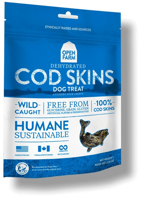 Open Farm Open Farm Dehydrated Cod Skin 2.25oz