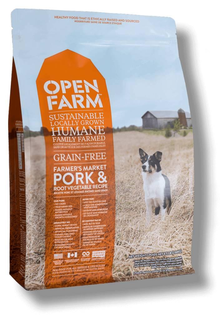 Open Farm Open Farm Pork & Root Veg 24lb