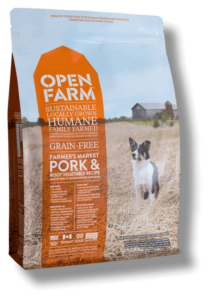 Open Farm Open Farm Pork & Root Veg 4.5lb