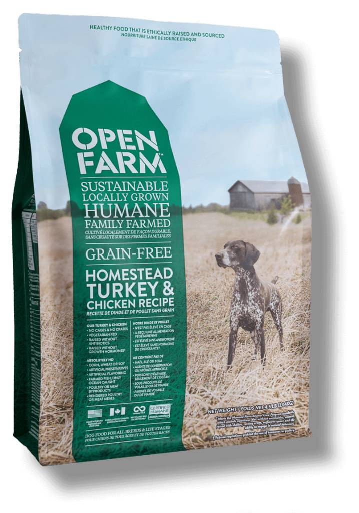 Open Farm Open Farm Turkey & Chicken 24lb