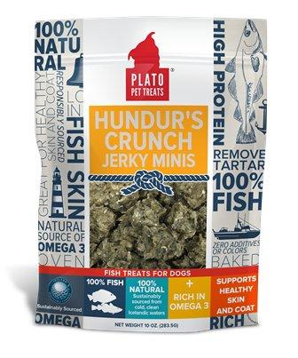 Plato Plato Hundurs Fish Skin Minis 3.5oz