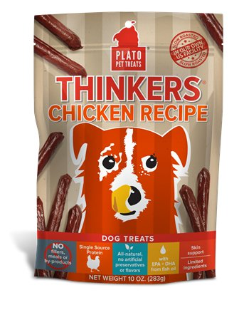 Plato Plato Thinkers Chicken Stick 22oz