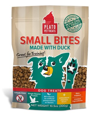 Plato Plato Small Bites Duck 10.5oz