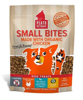 Plato Plato Small Bites Organic Chicken 4oz
