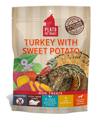 Plato Plato Turkey & Sweet Potato 4oz