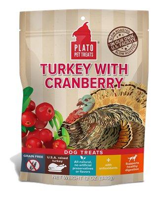 Plato Plato Turkey & Cranberry 4oz
