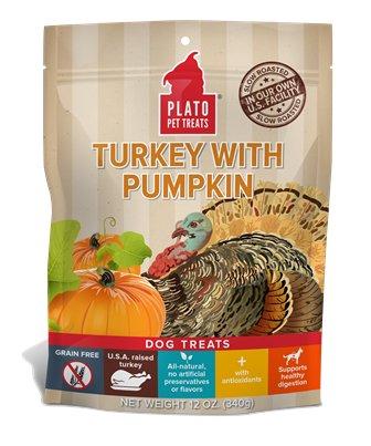 Plato Plato Turkey & Pumpkin 12oz