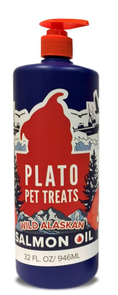 Plato Plato Salmon Oil 8oz
