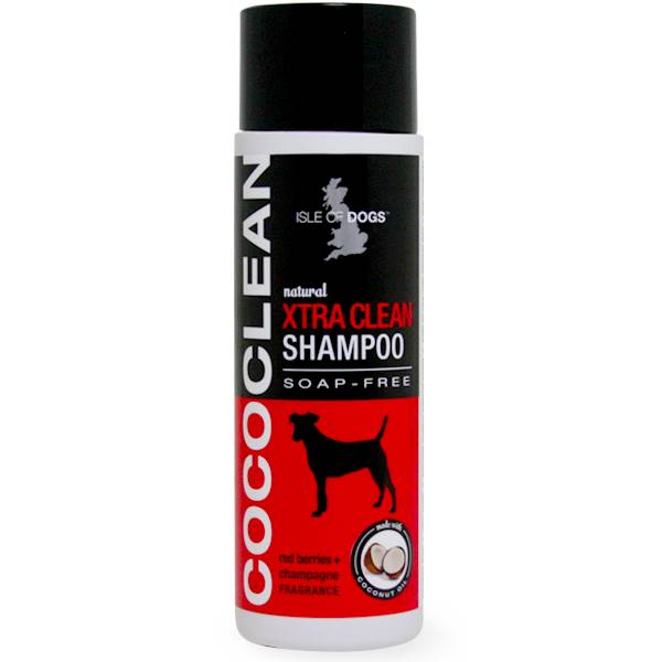 Isle of Dogs Isle Of Dogs CocoClean Xtra Clean Shampoo 8.4oz