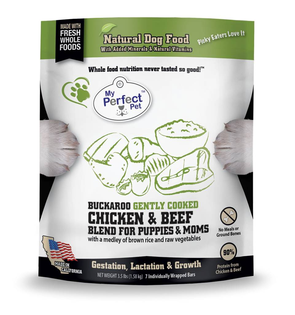 My Perfect Pet My Perfect Pet Buckaroo Blend 3.5lb case
