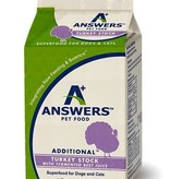 Answers Answers Turkey Stock & Fermented Beet Juice Pint