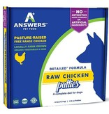 Answers Answers Detailed Chicken 4lb Patties