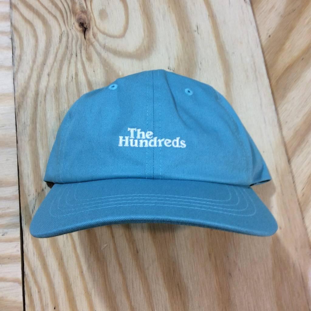 THE HUNDREDS Hub Dad Hat Teal