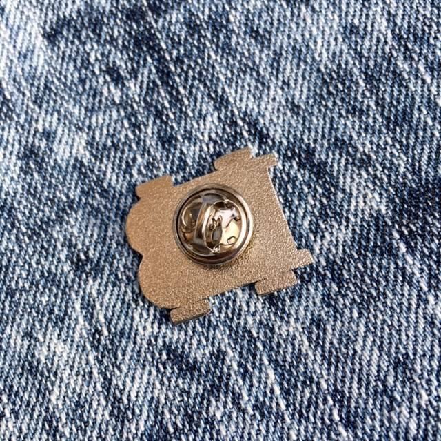 HOMEBASE HARDGOODS Lock & Key Pin