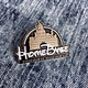HOMEBASE HARDGOODS Homebase Enamel Pin Set 4 Pack