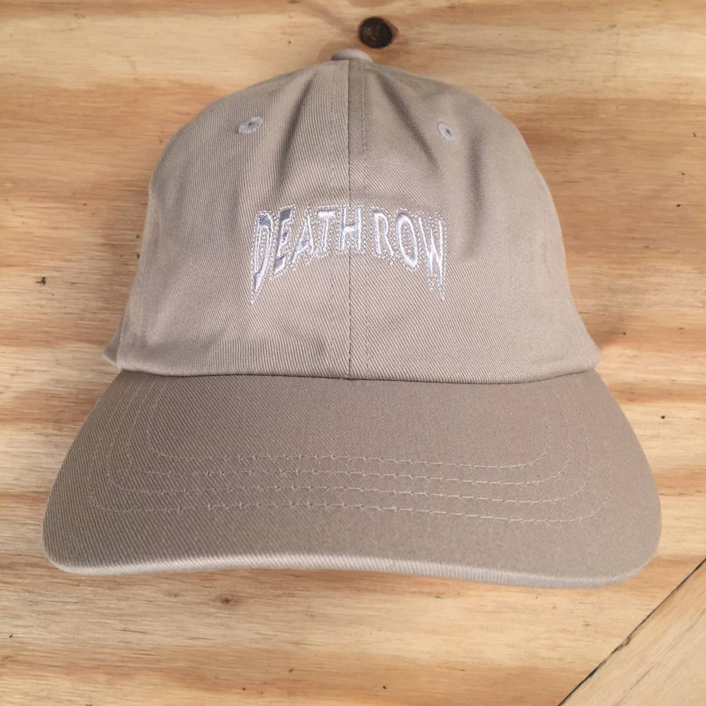 THE HUNDREDS Death Row 25th Dad Hat