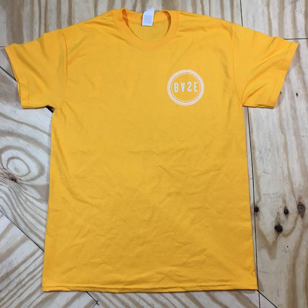 HOMEBASE SOFTGOODS Rope Base T-Shirt Yellow