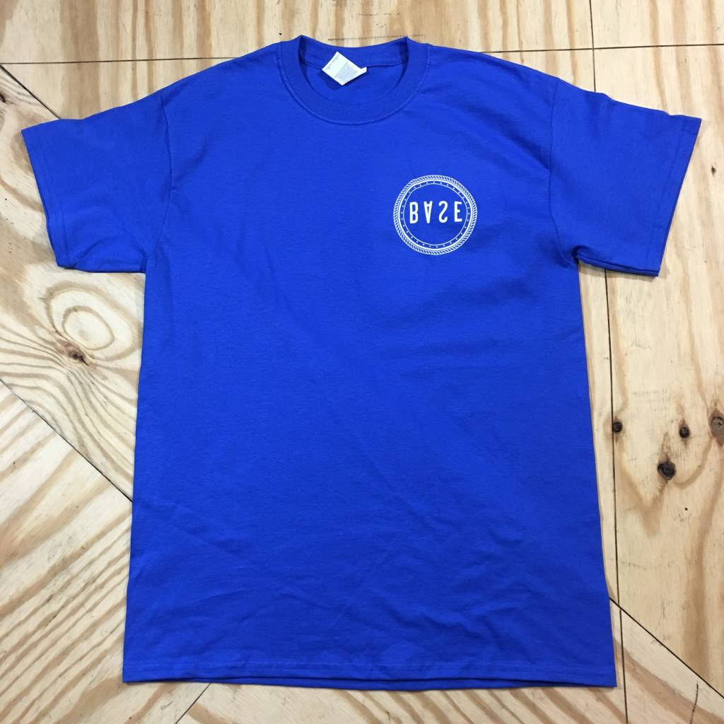 HOMEBASE SOFTGOODS Rope Base T-Shirt Royal Blue