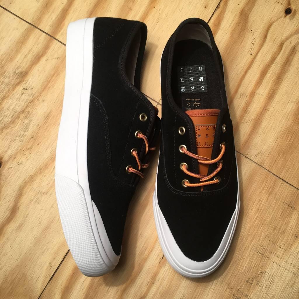 HUF Cromer Shoe Black / Brown