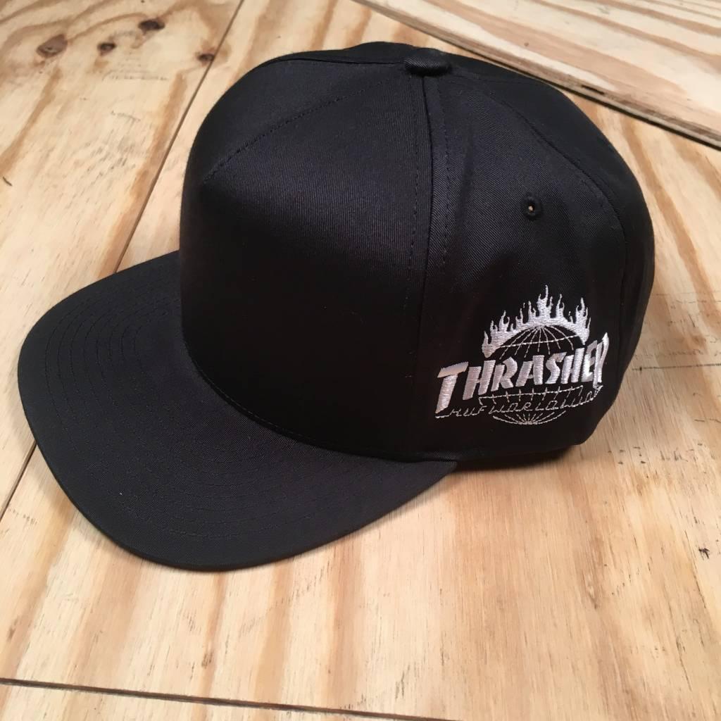HUF Huf x Thrasher TDS Snapback Hat