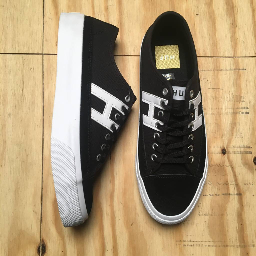 HUF Hupper 2 Shoe Black / White