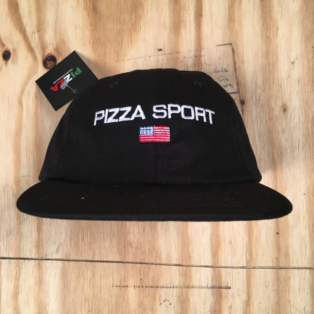 PIZZA SKATEBOARDS Pizza Sport Hat