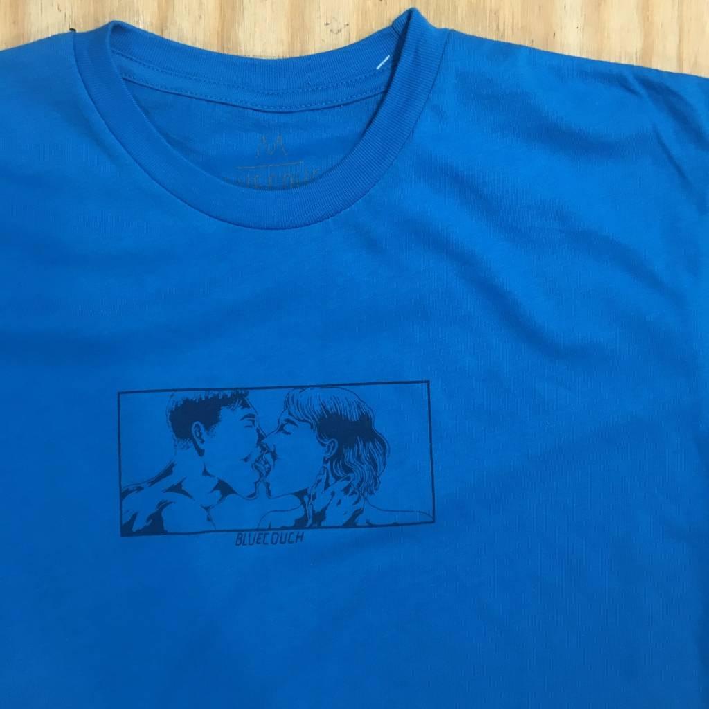 Kiss Kiss T-Shirt Blue