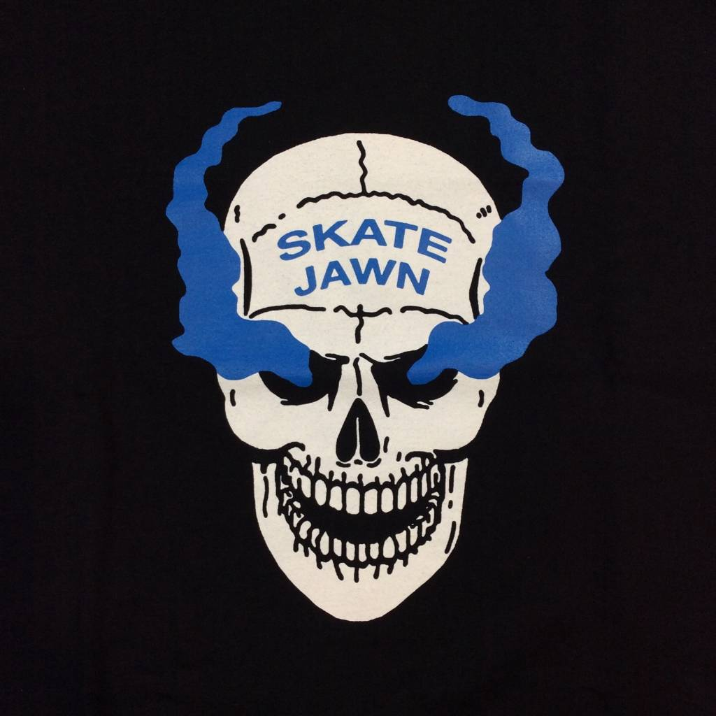 SKATE JAWN Stone Cold T-Shirt Black