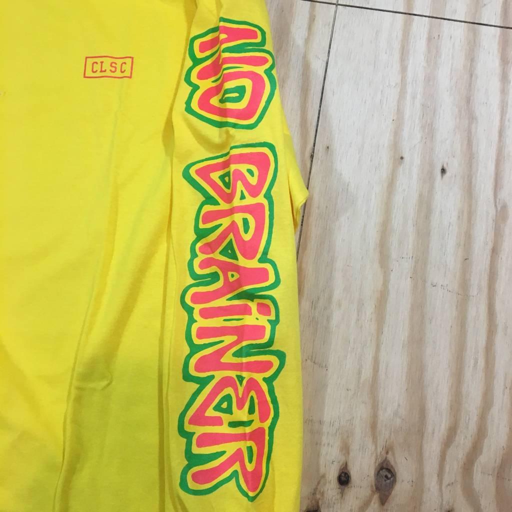 CLSC PMA LS T-Shirt Yellow
