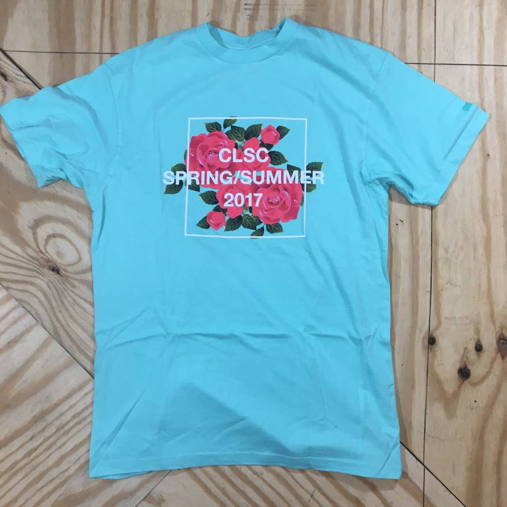 CLSC Runaway T-Shirt Teal