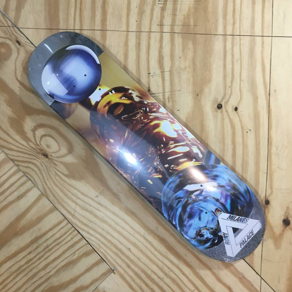 PALACE SKATEBOARDS Palace Rory Spheres Deck 8.125""