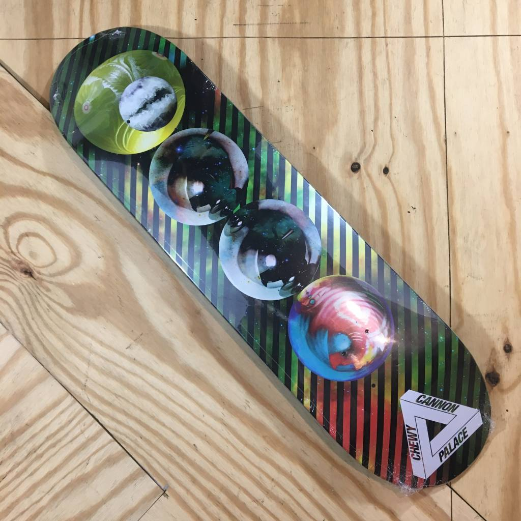 """PALACE SKATEBOARDS Palace Chewy Spheres Deck 8.375"""""""