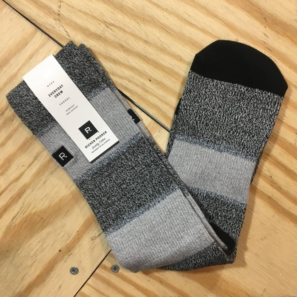 RICHER POORER Griffin Sock  Grey