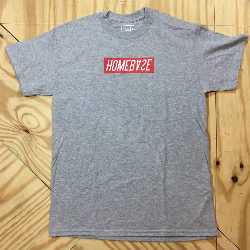 HOMEBASE SOFTGOODS Bar Logo T-shirt