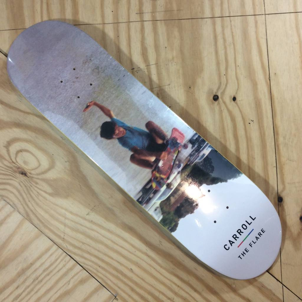 CRAILTAP Carroll The Flare Deck 8.375