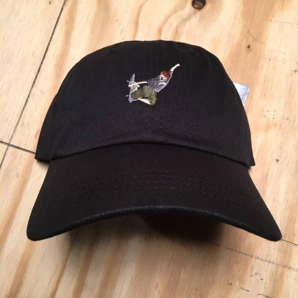 LAKAI LIMITED Carroll Japan Dad Hat Black
