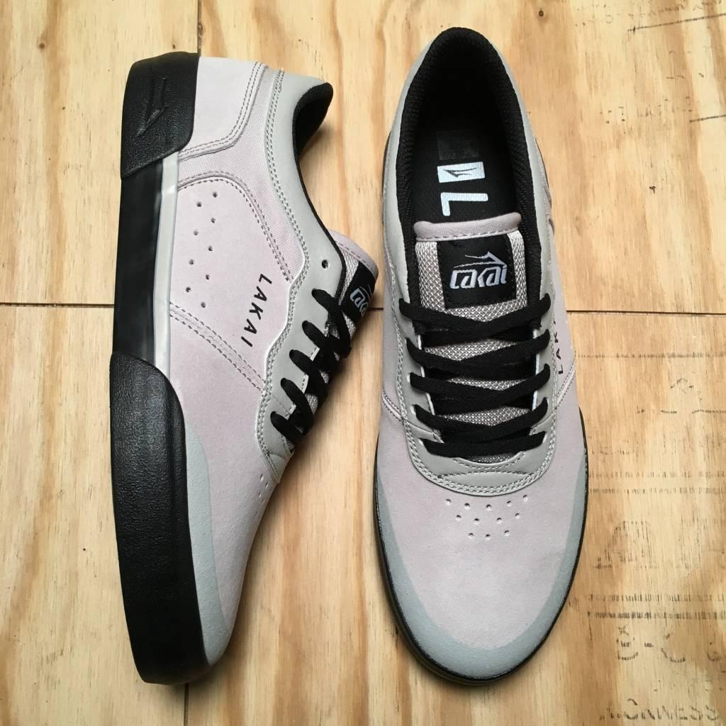 LAKAI LIMITED Staple Shoe Stone Suede / Black