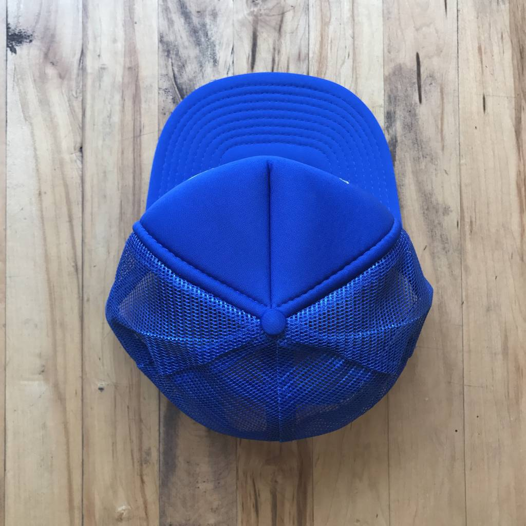 2ND BASE VINTAGE Desert Storm Trucker Hat
