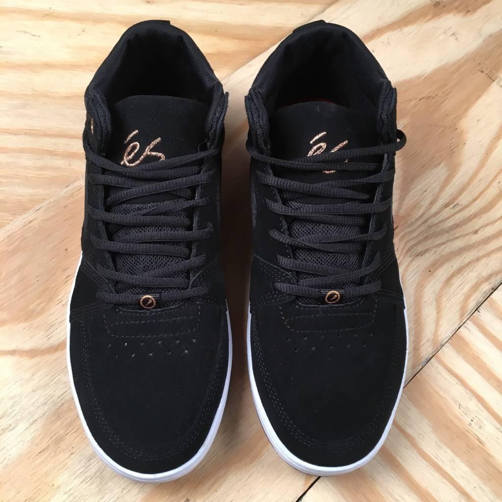 ES FOOTWEAR Accel Slim Mid Shoe Black