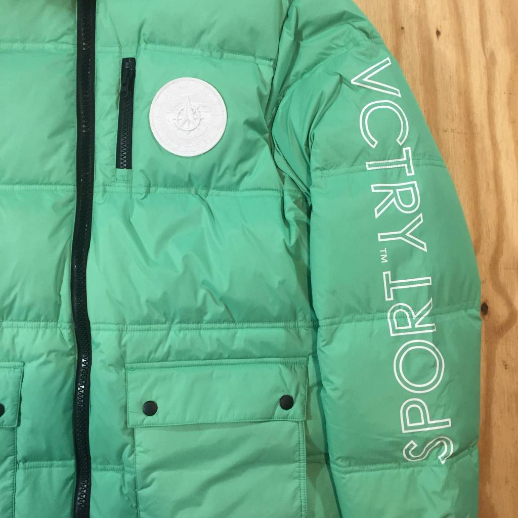 10 DEEP Navagator Down Filled Jacket Winter Green
