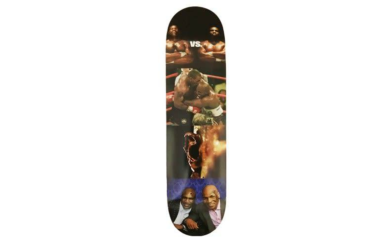 SQUARE UP SKATEBOARDS Square Up Tyson Deck