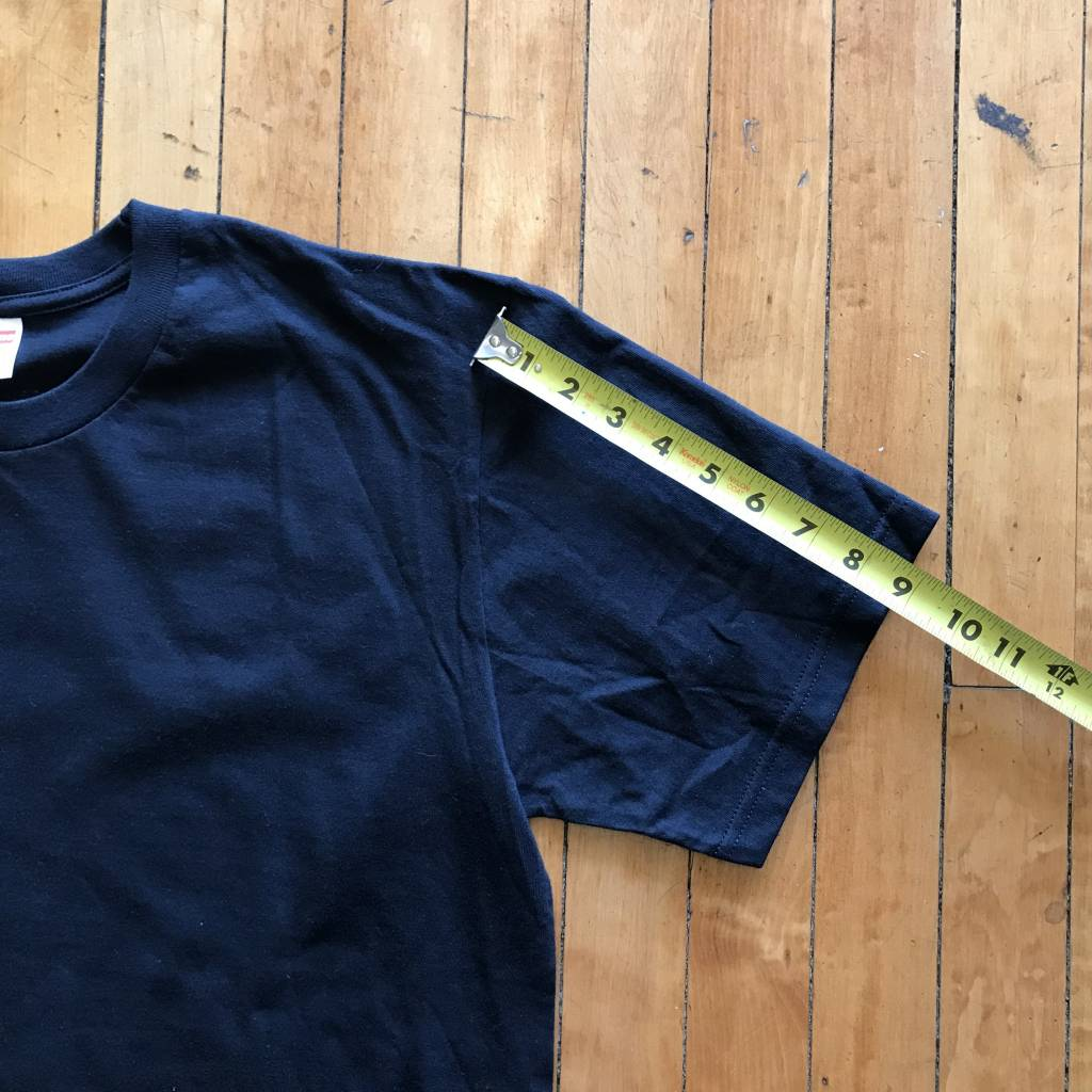 2ND BASE VINTAGE Supreme FW17 Crash T-Shirt MD