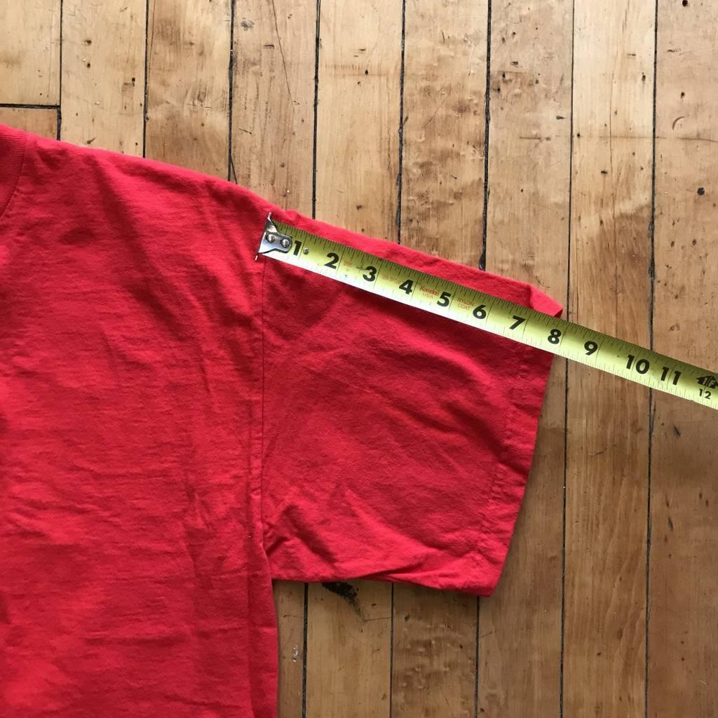 2ND BASE VINTAGE Limp Bizkit Electric Headphones T-Shirt LG