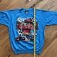 2ND BASE VINTAGE Taz NASCAR Man in Black Sweatshirt XL